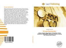 Grupo Santander kitap kapağı