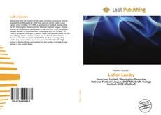 Buchcover von LaRon Landry