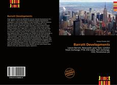 Bookcover of Barratt Developments