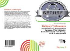 Bookcover of Baltimore Technologies