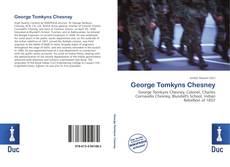 Buchcover von George Tomkyns Chesney