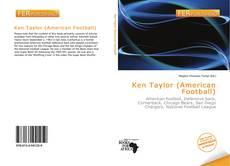 Portada del libro de Ken Taylor (American Football)
