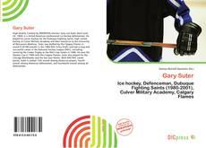 Capa do livro de Gary Suter
