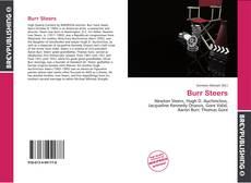Buchcover von Burr Steers