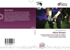 Bookcover of Adam Bergen