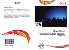Bookcover of Kevin Dillon