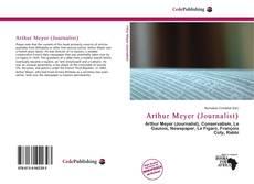 Arthur Meyer (Journalist)的封面