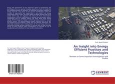 Copertina di An Insight into Energy Efficient Practices and Technologies