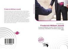 Couverture de Frederick William Jowett