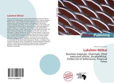 Bookcover of Lakshmi Mittal