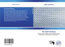 Bookcover of AK Steel Holding