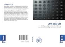 Bookcover of JSW Steel Ltd