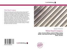 Borítókép a  Mittal Steel Company - hoz