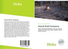 Inland Steel Company kitap kapağı