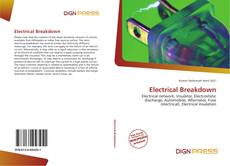 Bookcover of Electrical Breakdown