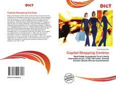 Copertina di Capital Shopping Centres