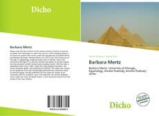 Bookcover of Barbara Mertz