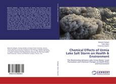 Обложка Chemical Effects of Urmia Lake Salt Storm on Health & Environment