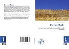Portada del libro de Durham Castle