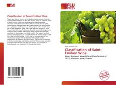Portada del libro de Classification of Saint-Émilion Wine