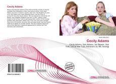 Bookcover of Cecily Adams