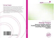 Portada del libro de George Teague