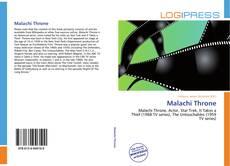 Обложка Malachi Throne