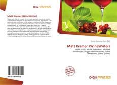 Portada del libro de Matt Kramer (WineWriter)