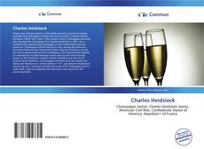 Bookcover of Charles Heidsieck