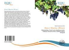 Henri Martin (Wine)的封面