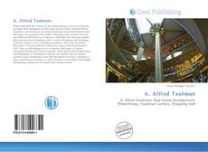 Bookcover of A. Alfred Taubman