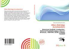 Bookcover of Allen Aldridge (Linebacker)