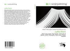 Bookcover of Lydia Davis