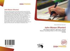 Bookcover of John Mason (Planter)