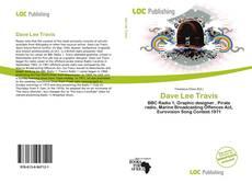 Buchcover von Dave Lee Travis