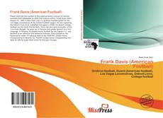 Bookcover of Frank Davis (American Football)