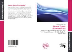 Capa do livro de James Davis (Linebacker)