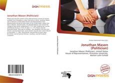Portada del libro de Jonathan Mason (Politician)
