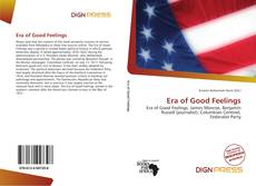Bookcover of Era of Good Feelings