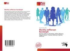 Buchcover von Martha Jefferson Randolph