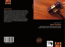Обложка John Catron