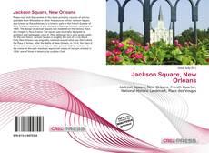 Jackson Square, New Orleans kitap kapağı