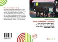 Elias Boudinot (Cherokee)的封面