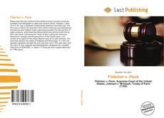 Bookcover of Fletcher v. Peck