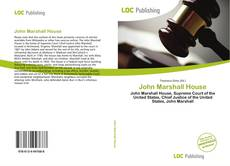 Bookcover of John Marshall House