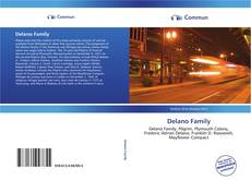 Bookcover of Delano Family
