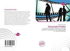 Capa do livro de Cassandra Foster