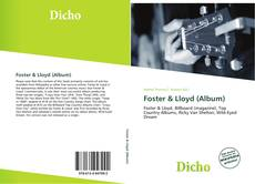 Bookcover of Foster & Lloyd (Album)