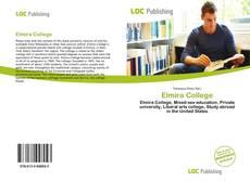 Обложка Elmira College