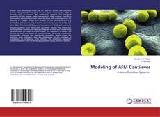 Buchcover von Modeling of AFM Cantilever
